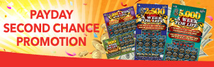 PAYDAY Second Chance Promotion