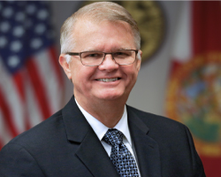 Jim Poppell, Secretary of the Florida Lottery